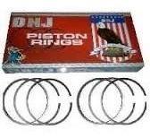 juego de piston y anillos chevrolet colorado 3.7-l 5c std