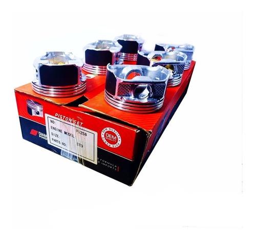 juego de pistones 030 gm colorado 3.5l
