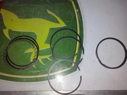 juego de pistones mas anillo gm monza 1.8 std pa1615std