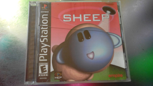 juego de playstation 1 original,sheep.