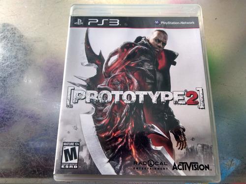 juego de playstation 3,prototype 2