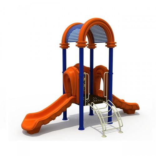 Juego De Plaza Casa Entretenida Juegos Infantiles Urbanos 6 - Casa-de-juegos-infantiles