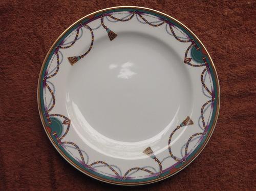 juego de porcelana tiffany línea royal 82 piezas exclusivas