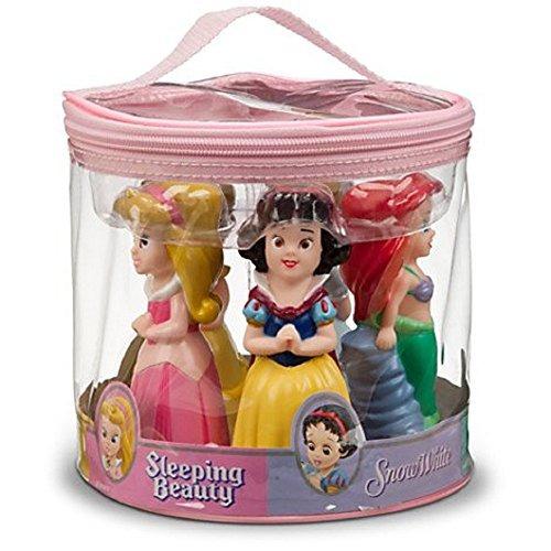 juego de princesas squeeze toys de disney parks que incluye