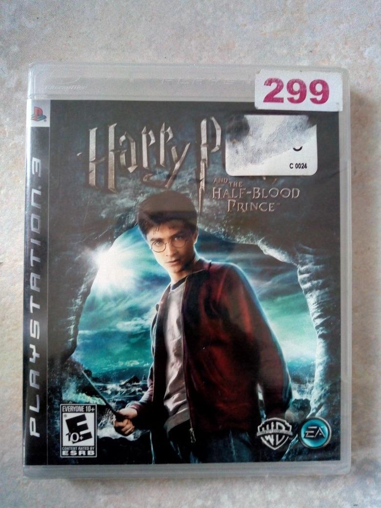 Juego De Ps3 Harry Potter 540 00 En Mercado Libre
