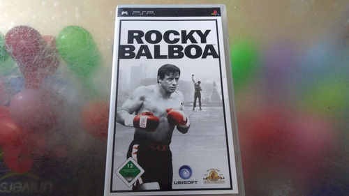 juego de psp,rocky balboa.