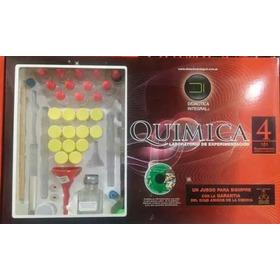 Juego De Quimica Nro 4 Didactica Integral 8083
