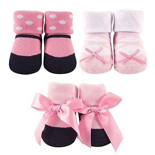 juego de regalo luvable friends 3pack little shoe socks