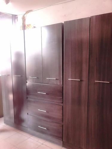 juego de ropero, tipo closet