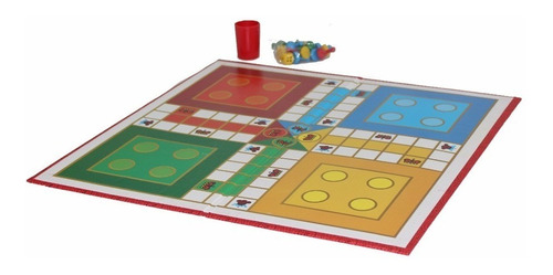 juego de royal ludo linea green box ruibal mundo manias