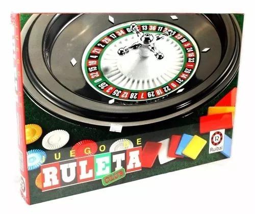juego de ruleta club ruibal