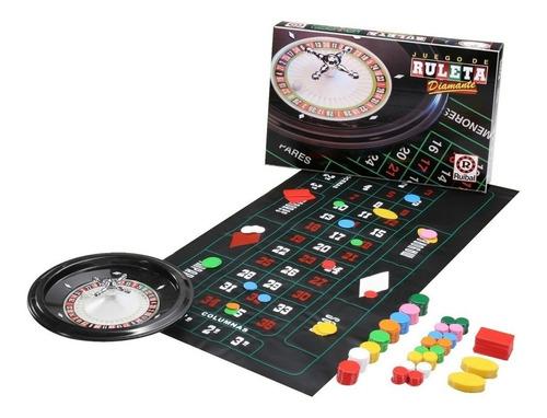 juego de ruleta diamante ruibal nuevo para toda la familia