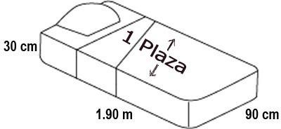 juego de sabanas 1 plaza 132 hilos 100% algodon oferta!