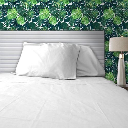 juego de sabanas blanca king size bio mattress