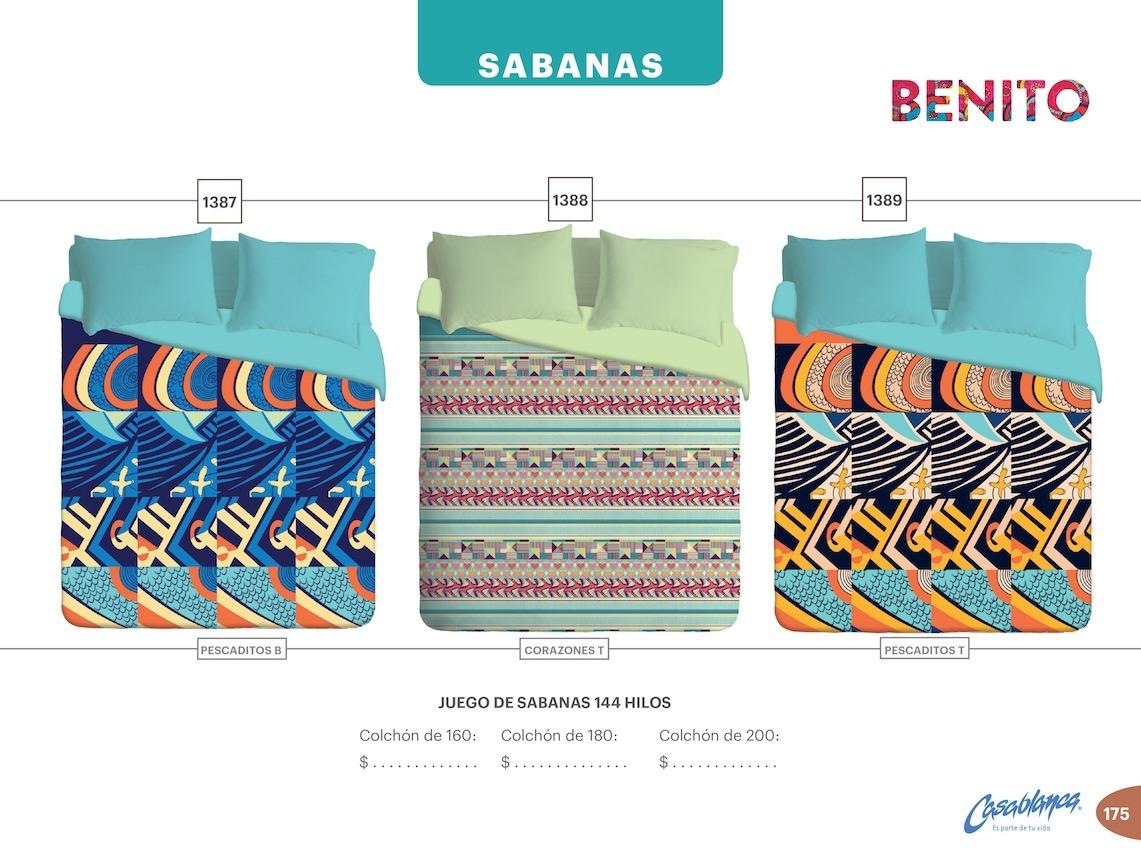 bc289bf7af9 juego de sabanas casablanca benito fernandez queen size 1. Cargando zoom.