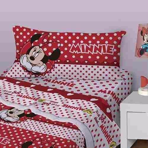Juego De Sbanas Infantiles Disney Minnie Disney Violetta 449