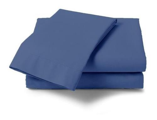 juego de sábanas king size de algodón, 15 colores a elegir
