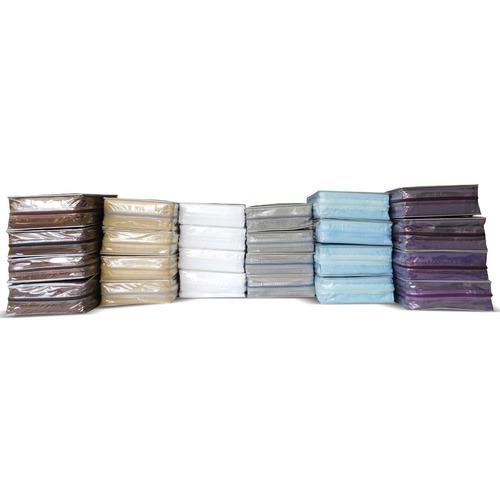 juego de sabanas matrimonial  bio mattress gris