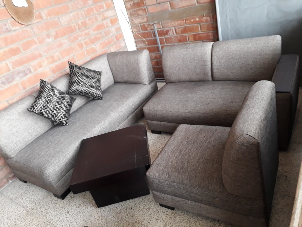 Muebles De Sala Modernos Goconqr Muebles De Una Vivienda Sala  # Diunsa Muebles De Sala