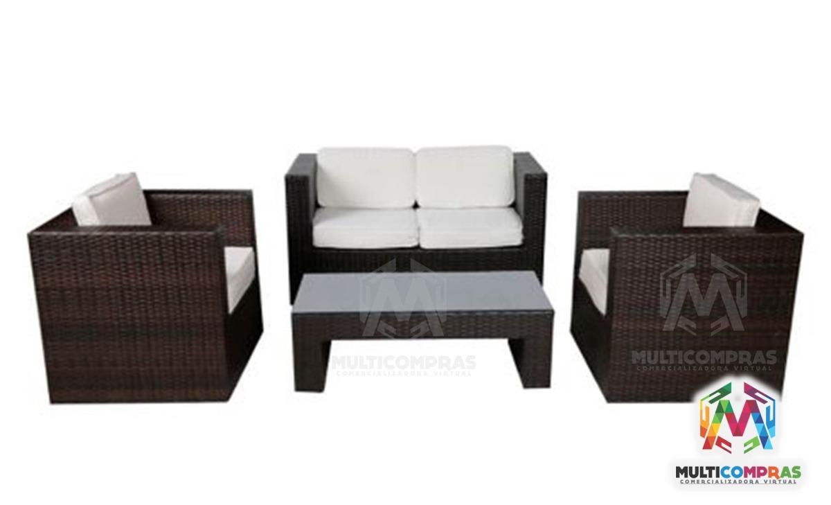 Juego de sala para terraza exteriores muebles regalo - Regalo muebles usados ...