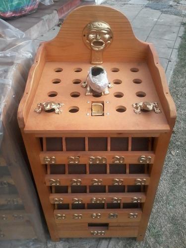 juego de sapo con monedas de bronce. directo de fabrica!