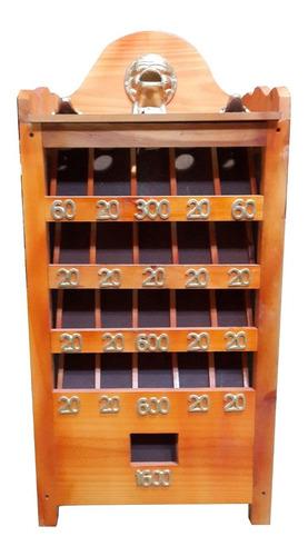 juego de sapo pino reforzado con fichas envio gratis