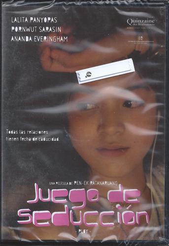 juego de seducción  ploy  dvd nacional