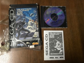 Juego De Sega Cd: The Software Toolworks Star Wars Chess