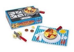 juego de set de panqueques
