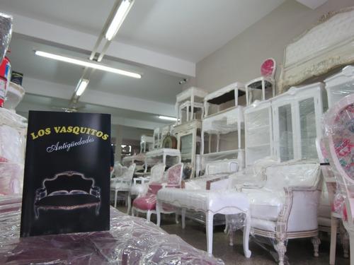 juego de sillones coloniales luis xv xvi ingles losvasquitos