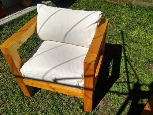 juego de sillones interior/exterior