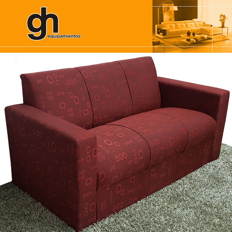 juego de sillones sofa 3 1 1 para living moderno