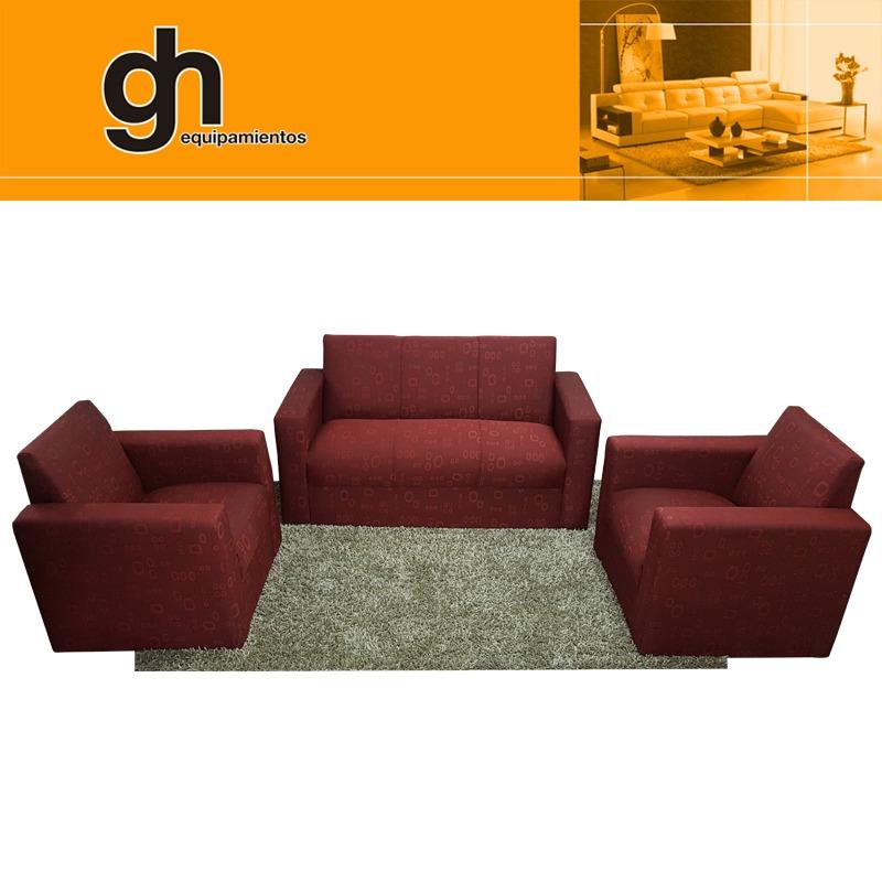 juego de sillones sofa pliving moderno