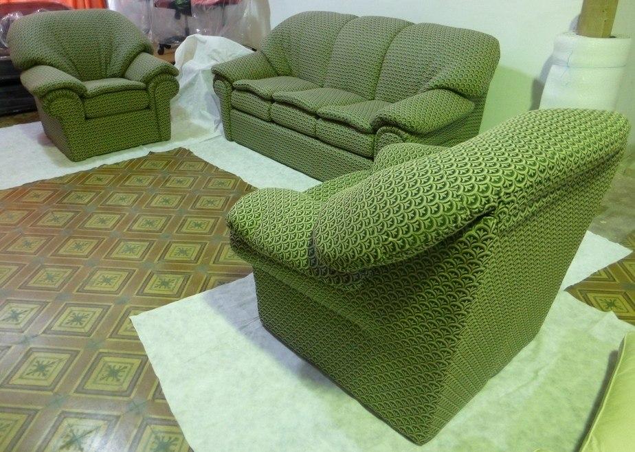 Sillones tapizados en tela stunning sillones tapizados en - Sillones tapizados en tela ...