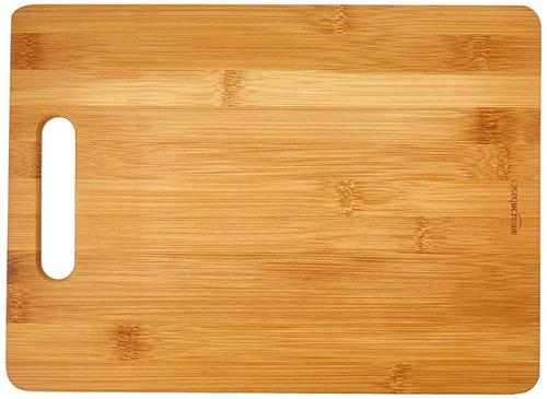 juego de tablero de bambú de 3 piezas de amaz + envio gratis