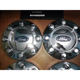 Juego De Tasas Ford F-250 Nuevas