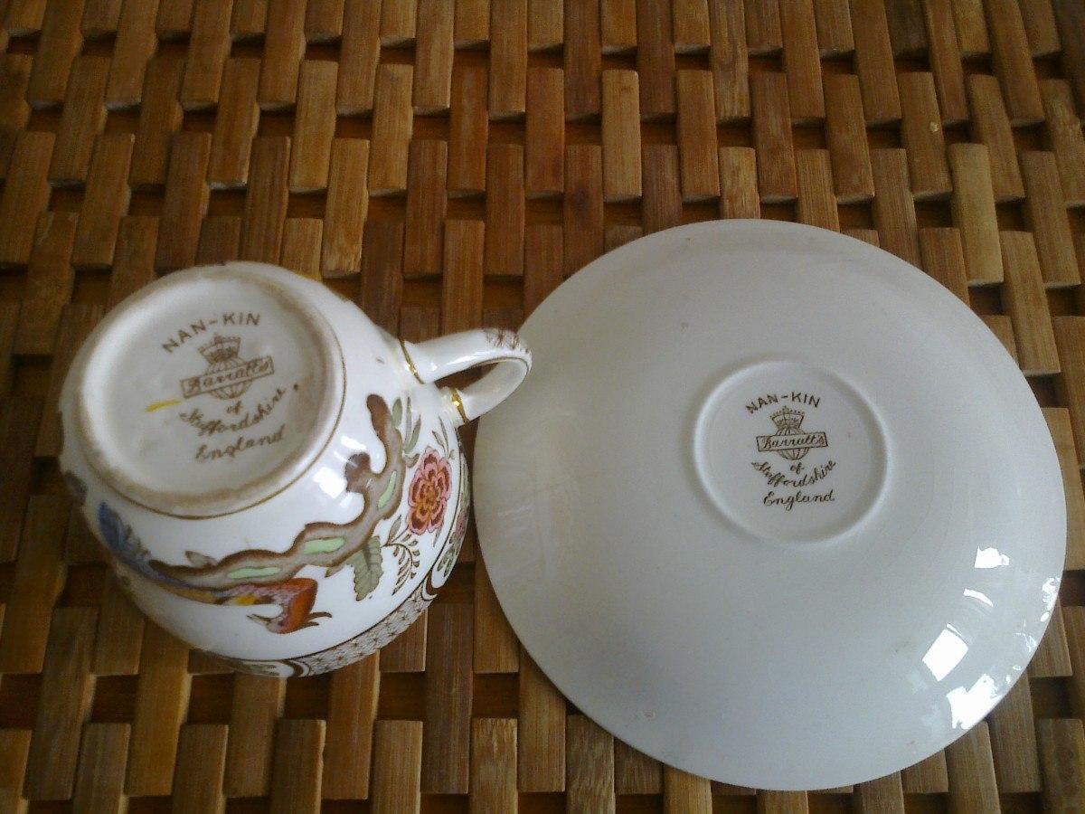 Juego de taza y plato de vajilla inglesa 400 00 en mercado libre - Vajilla inglesa ...