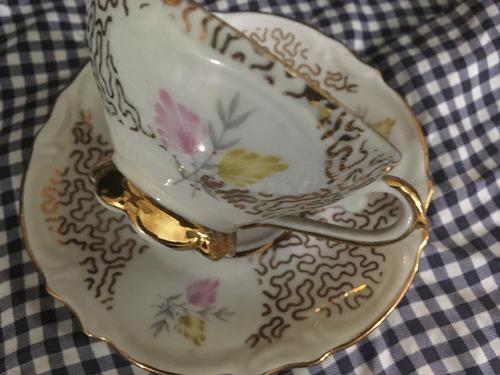 juego de tazas porcelana de bavaria germany