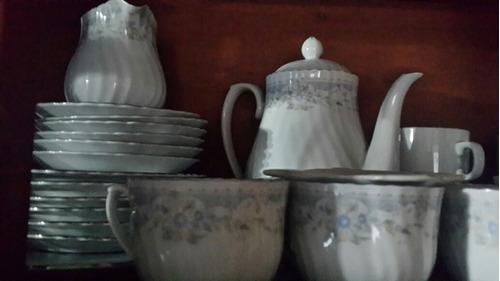 juego de te-café porcelana china