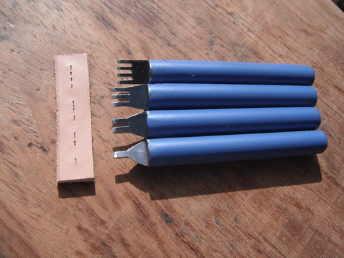 juego de tenedores en acero