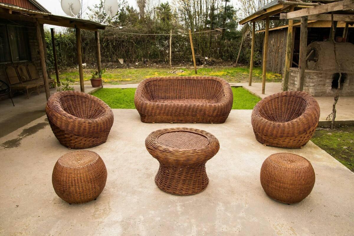 Muebles mimbre baratos obtenga ideas dise o de muebles for Muebles para terraza economicos
