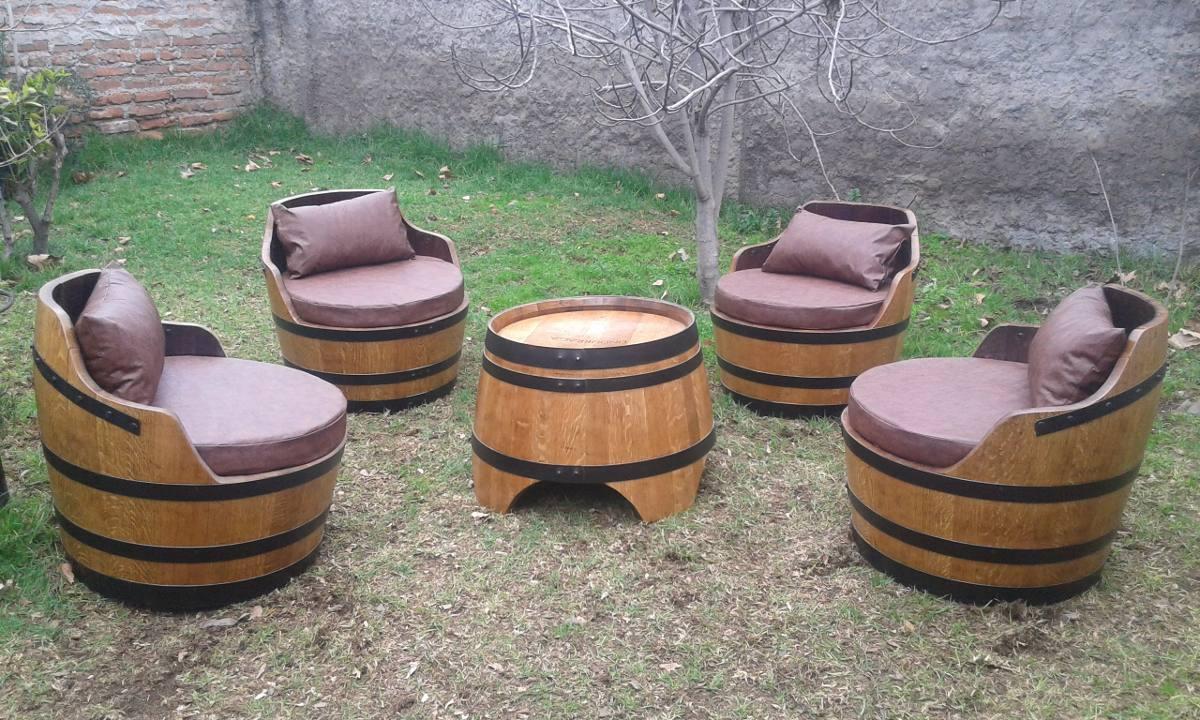 Juego de terraza r stico 4 sitiales 1 mesa for Compro juego de terraza
