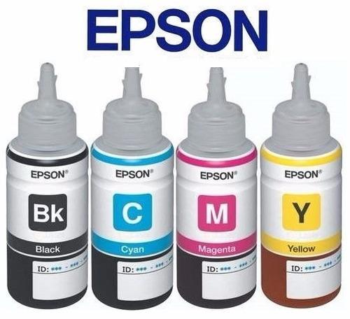 juego de tinta epson t644 70ml *original