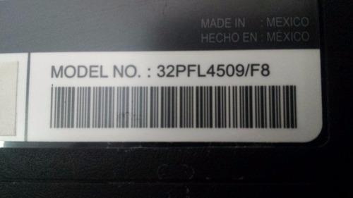 juego de tiras de leds  para 32pfl4509/f8