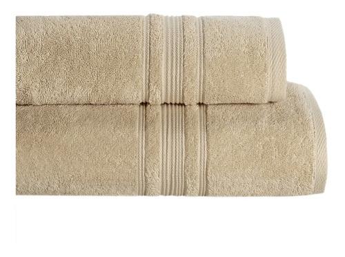 juego de toalla y toallon danubio special 600 grs algodon ct