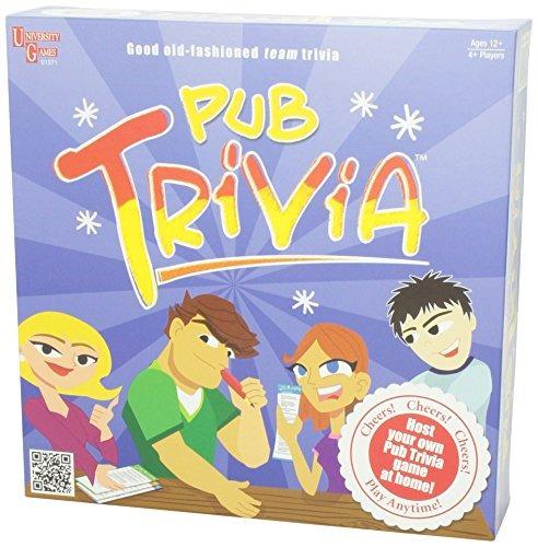 juego de trivia pub