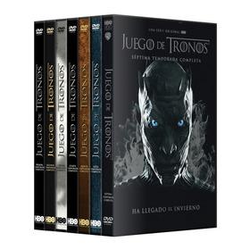 Juego De Tronos - Game Of Thrones - Temporada A Eleccion