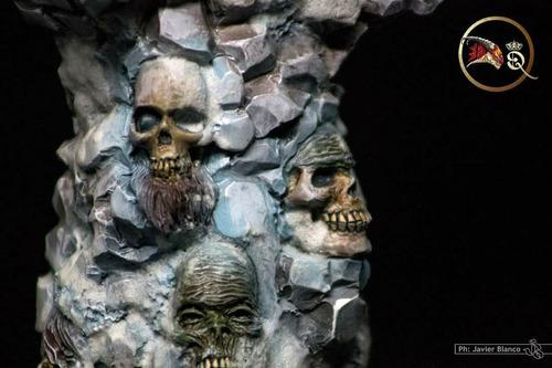 juego de tronos busto night king