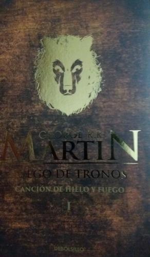juego de tronos canción de hielo y fuego 1 george martin - d