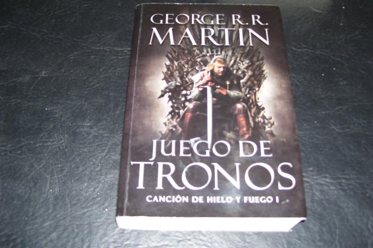 juego de tronos - cancion de hielo y fuego 1 libro g. martin. Cargando zoom.